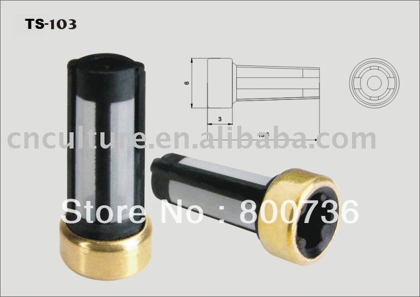injection filter -  fuel injector part fuel nozzle part fuel injector filter TS-1003A<br><br>Aliexpress