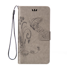 Buy J1 2016 Case Leather Flip wallet cover Samsung Galaxy J1 Mini J5 J7 A3 A5 2016 SM-J120F j120 Book Style Flower Butterfly for $3.26 in AliExpress store