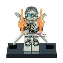 Один Star wars super hero Lloyd зеленый ниндзя золото меч оружие строительные блоки модели кирпичи хобби игрушки для детей комплекты подарок(China)