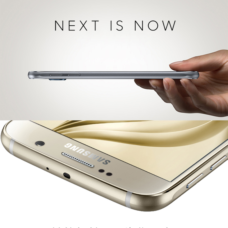 Unlocked Samsung Galaxy S6 G920P G920V Octa Core 3GB RAM 32GB ROM LTE 16MP 5 1
