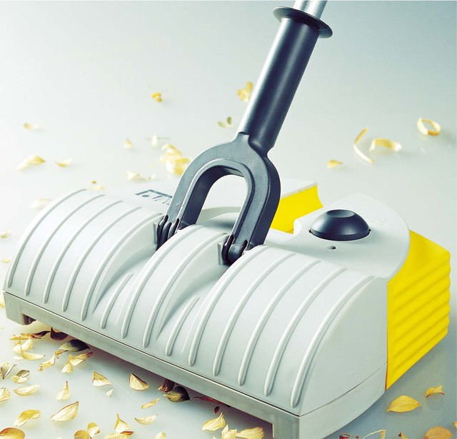 Fmart 005 sweeper cordless electric sweeper intelligent vacuum cleaner