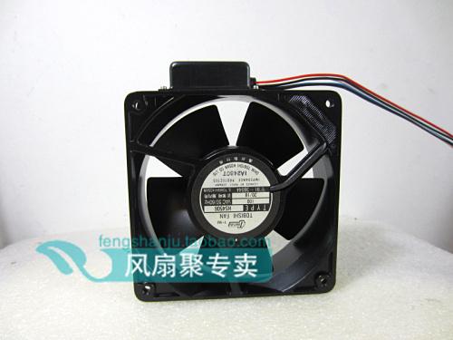 Original for TOBISHI HS4506 100V 20/18W 12038 Full Metal cooling fan<br><br>Aliexpress
