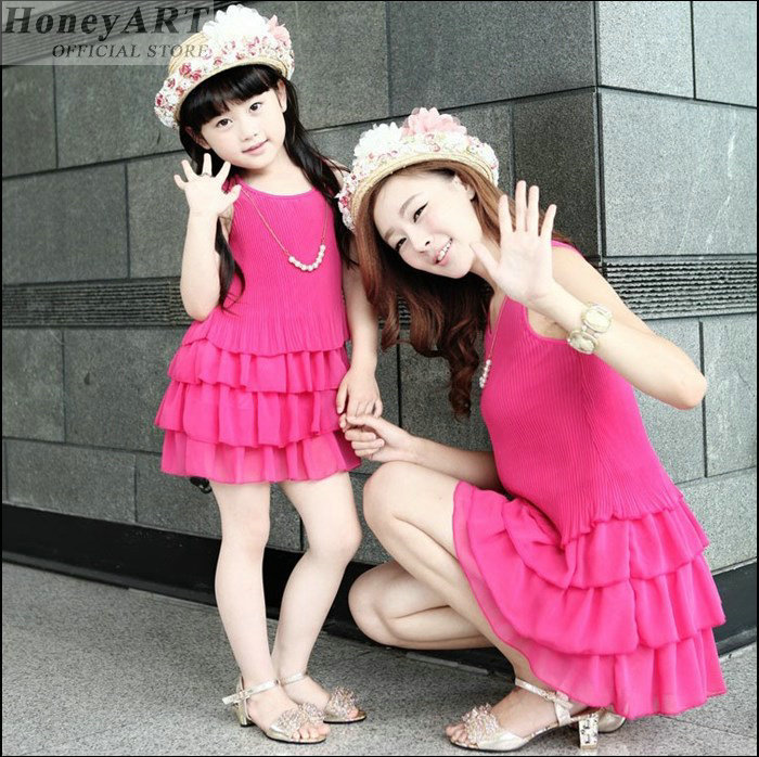 Family Matching Outfits FF1360<br><br>Aliexpress