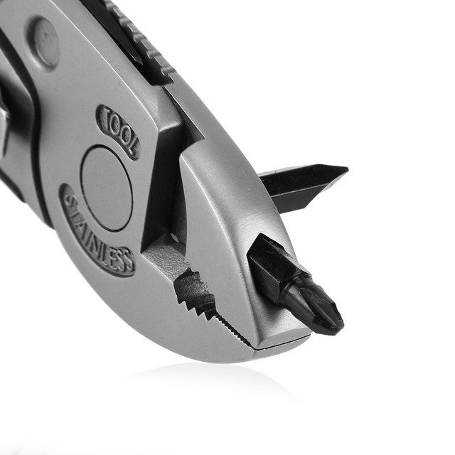 EDC Multi Tool Wrench Screwdriver Pliers Knife