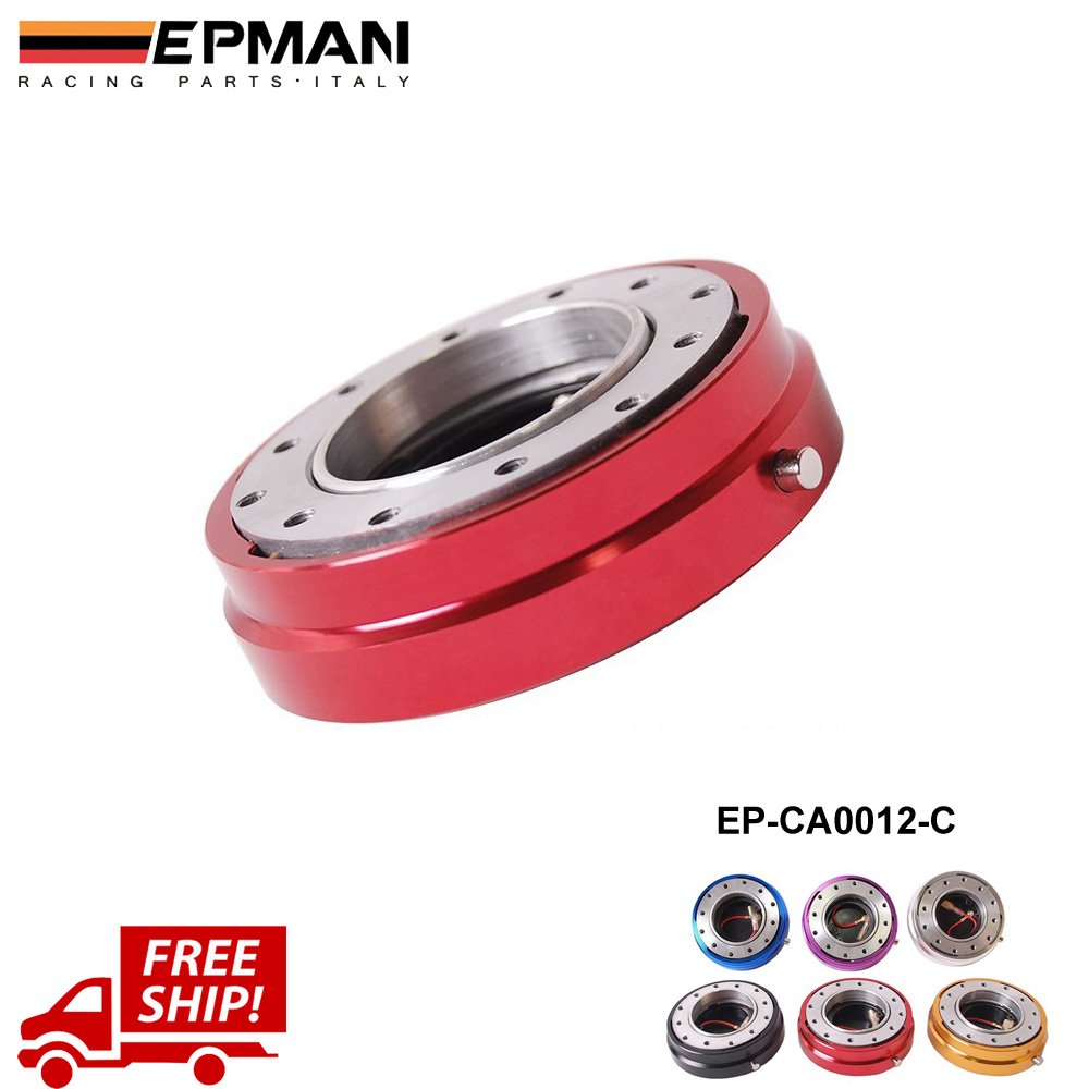 AUTOFAB- Quick Release Thin Version Steering Wheel Quick Release (Default color is Red) AF-CA0012-C-FS(China (Mainland))