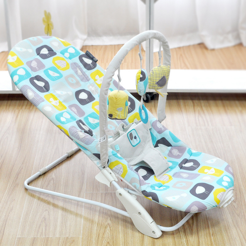 Baby rocking chair chaise lounge electric cradle bed chair for Baby chaise lounge