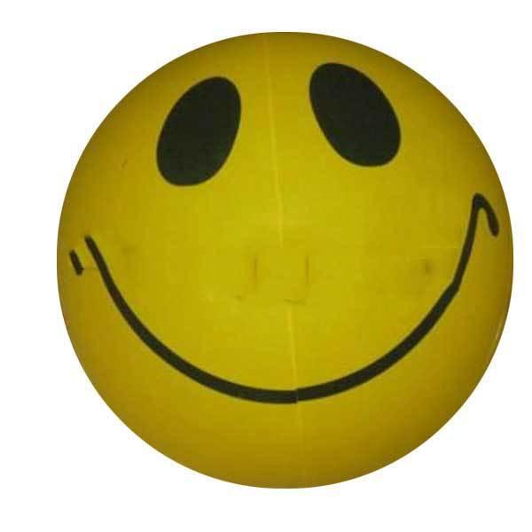 EchoPeak Smiling Face Child Water Ball Funny Toys Round ball(China (Mainland))