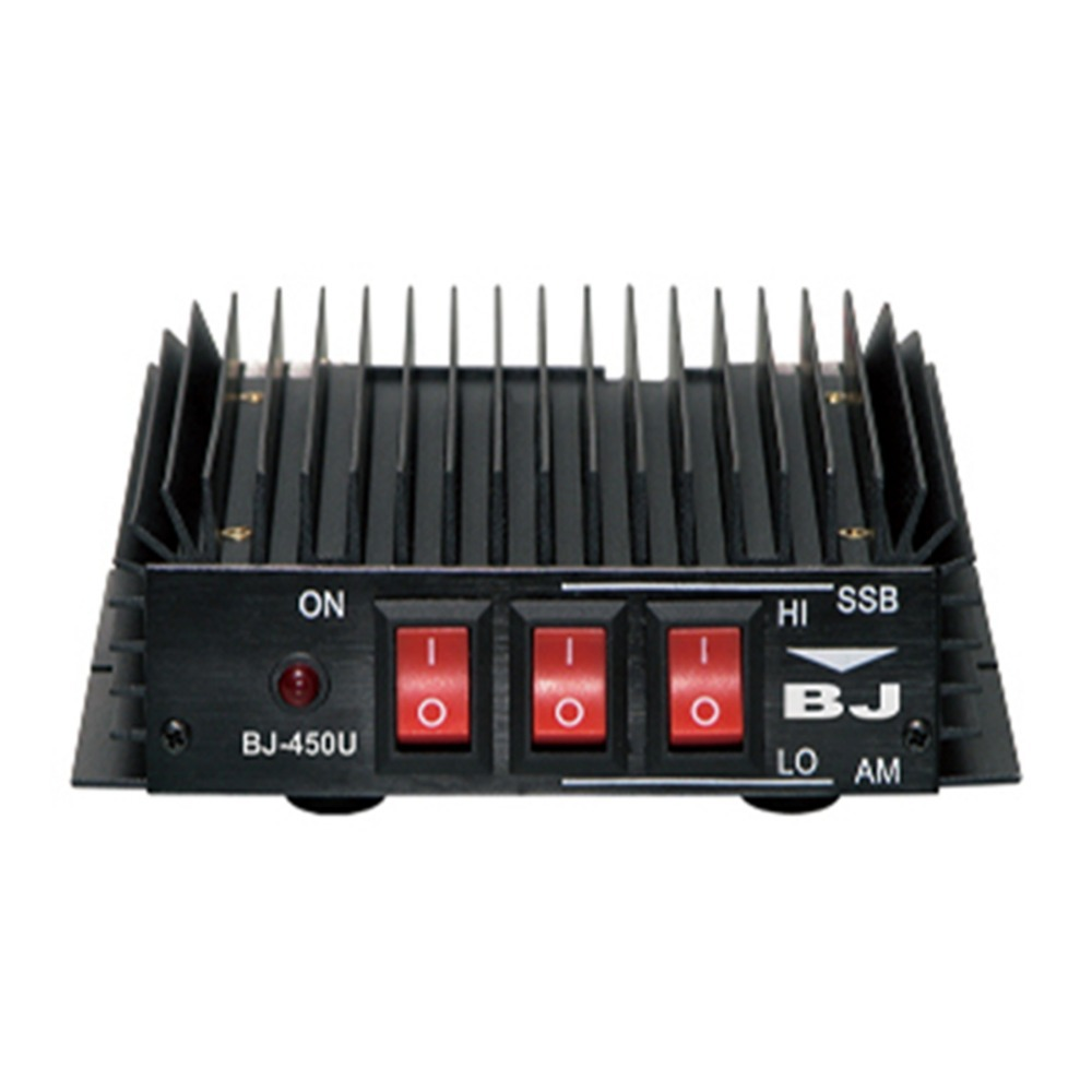 Brand New BAOJIE BJ-450U UHF Transceiver Amateur Radio High Power 50W Power Amplifier for Handheld Transceiver A7175A<br><br>Aliexpress