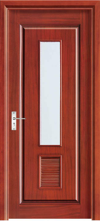 2015 hot sale top quality red oak interior solid wood door enterior wooden door hotel interior