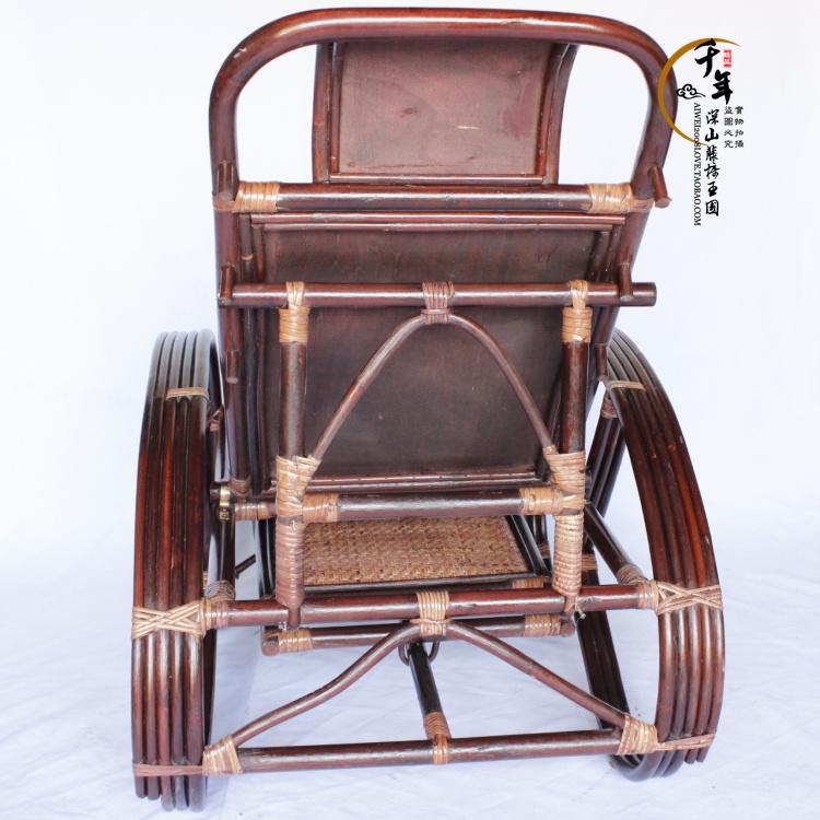 Chaises pliantes chaise ber ante en rotin canne en rotin for Chaise longue rotin