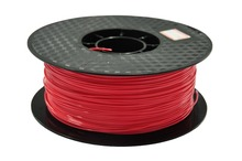 Factory directly sale red color 1.75 pla filament 1kg/2.2lbs for Makerbot/Reprap/Mendel/UP 3D Printer with retail packing