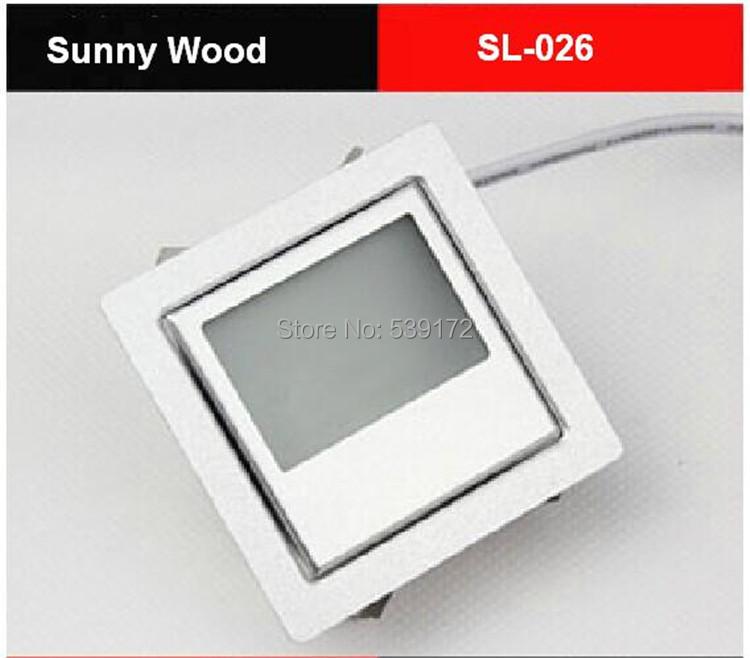 Free shipping 4pcs/lot 2w led stair lamp ladder light/led wall light 3years warranty SL-026(China (Mainland))