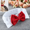 Hot Cute Pet Puppy Kitten Dogs Cat Bow Tie Collar Necktie Bowknot Bowtie Pet Wedding Holiday