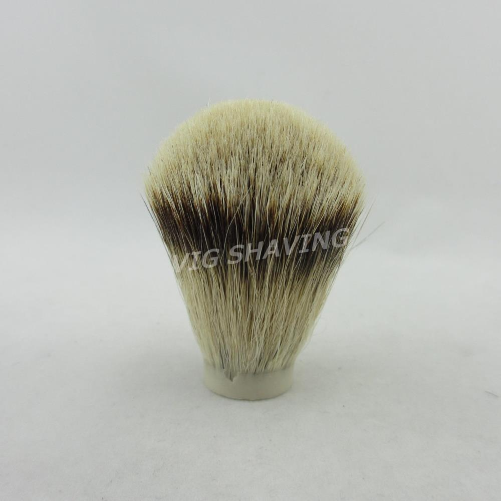 22/65mm SilverTip Badger hair Shaving Brush Knots(China (Mainland))
