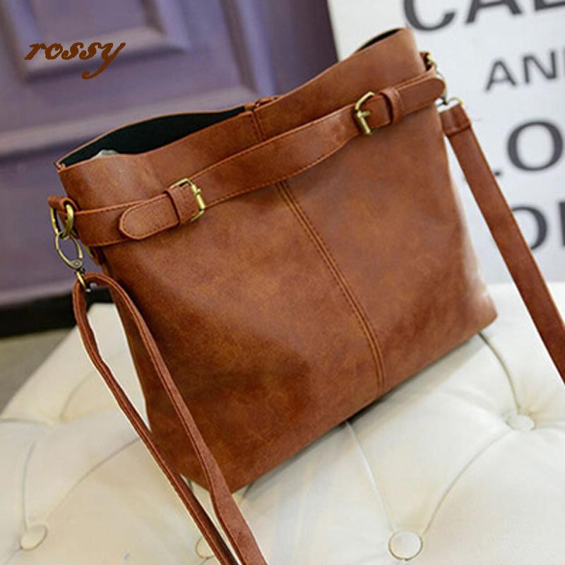 2015 New Fashion Brand PU Leather shoulder bags classic style women messenger bag Crossbody Handbag tote - mis zhao's store