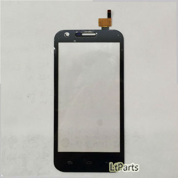 "5.0"" Black Touch Panel For Prestigio MultiPhone PAP 5501 DUO PAP5501 Sensor Touch Screen Digitizer Front Glass Len Free Shipping"