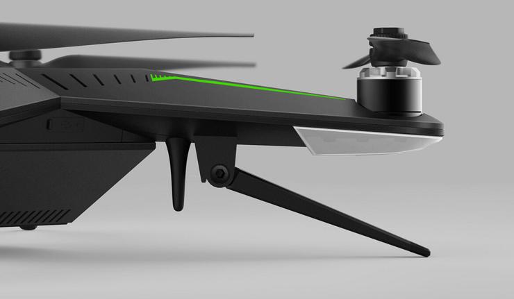 Zero XIRO XPLORER V Version FPV HD 14MP Camera RC Quadcopter RTF 5.8GHz not G Version