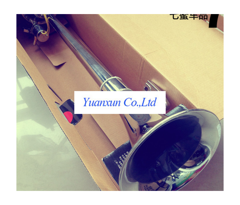 Фотография Automotive metal 24V12V kcal truck steamboat whistle train sound air horn