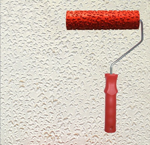 Wall Decoration Roller : Diatom ooze tools patterned roller for wall decoration