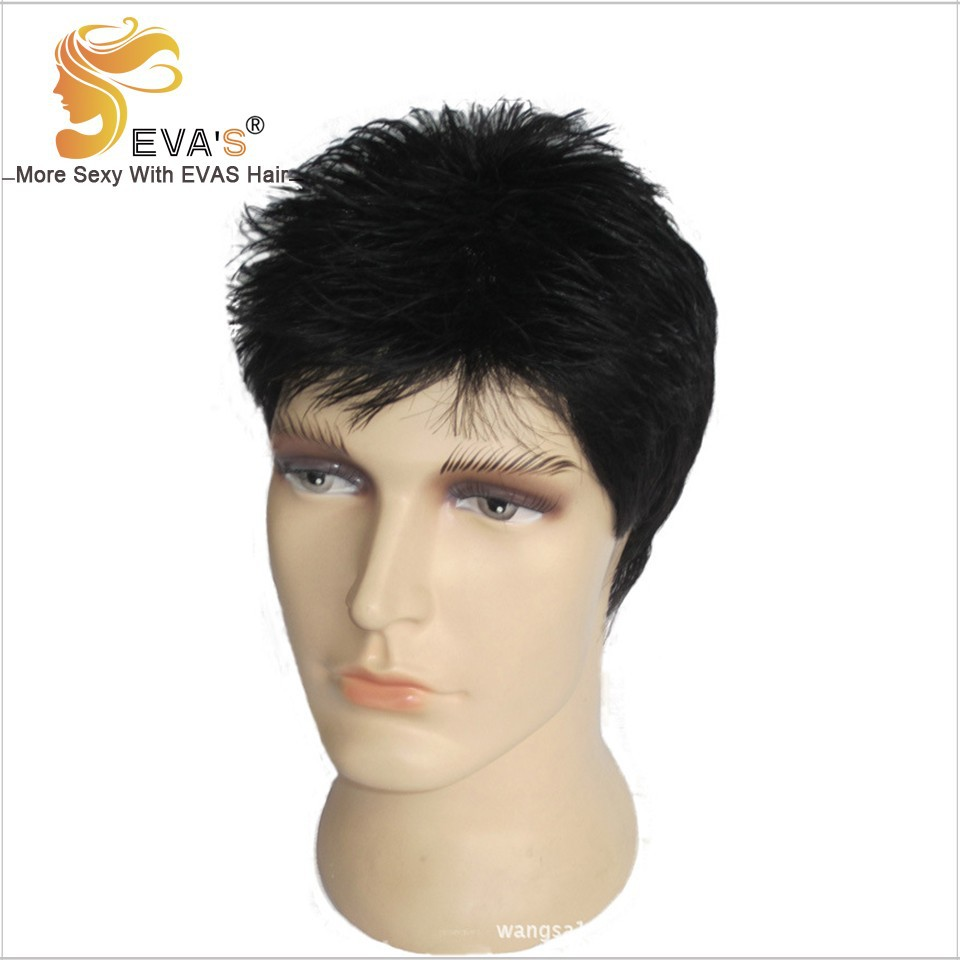 human hair wig for man