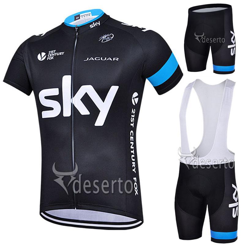 2015 Brand Pro Cycling Jerseys Ropa Ciclismo/Breathable Bicycle Clothing/Quick-Dry GEL Pad Mountain Bike Bib Shorts Bib Pants(China (Mainland))