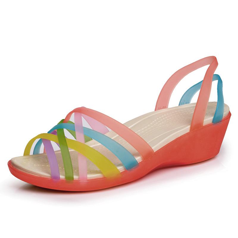 Алиэкспресс обувь женская летняя сабо