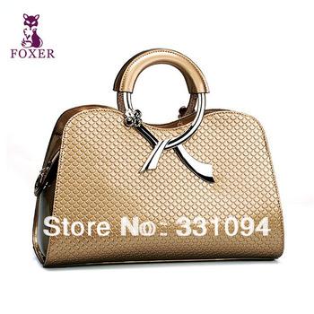 New arrival WOLSEY luxury 2014 cowhide shoulder bag fashionable handbag casual trend of the women's handbag