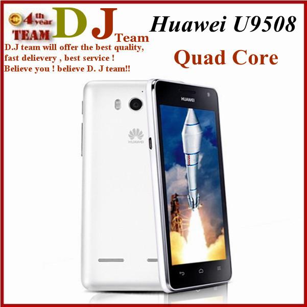 "Original Huawei U9508 honor 2 Quad core phone 1.4GHz Android 4.0 3G 4.5""HD 1GB 2GB RAM+8GB ROM 8.0MP(China (Mainland))"
