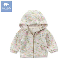 Brand 2016Spring Autumn infant toddler baby kid girl sweatshirt hoodies colorful dot casual coat jacket child baby girl clothes(China (Mainland))