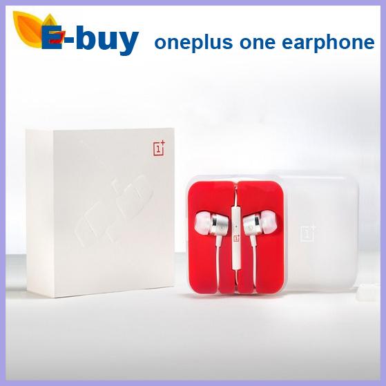 Stock Original Oneplus One Headphones Earphones Smart Mobile Phone + - E-Buy Store store