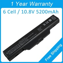 Buy 5200mah laptop battery hp 6830s 6720S/CT HSTNN-I50C-B HSTNN-I54C HSTNN-IB51 HSTNN-LB51 HSTNN-IB52 HSTNN-IB55 HSTNN-IB62 for $21.79 in AliExpress store