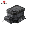 SCOYCO Motorcycle Magnetic Oil Fuel Tank Bag Motorbike Riding Helmet Bags Durability Luggage Outdoor Sports Travel
