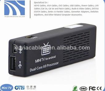 Bluetooth MK808 MK808B Mini PC Android TV Box Dual Core 4.2.2 RK3066 1GB RAM 8GB ROM WiFi HDMI(China (Mainland))