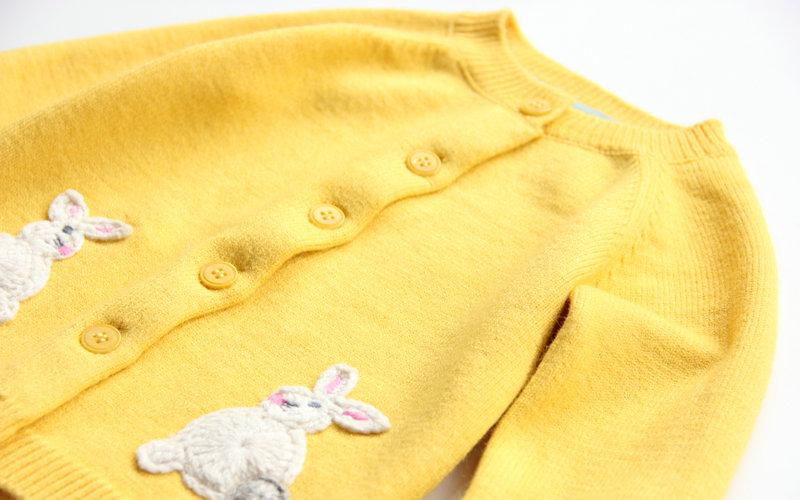 Скидки на 2016 Новая зимняя осень детские девушки мультфильм свитер детей свитера детские свитера дети верхняя одежда свитера 2