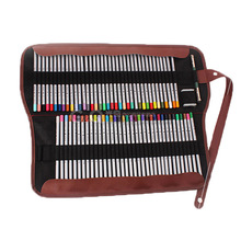 large capacity Pencil bags 36 holes and 72 holes School Supplies pencil Storage fabric pen case CN post registered mail(China (Mainland))