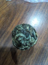 "500g,  China Yunnan Menghai ""Dragon Ball""  Puer Green Raw Tea,by ZHONG YUAN"