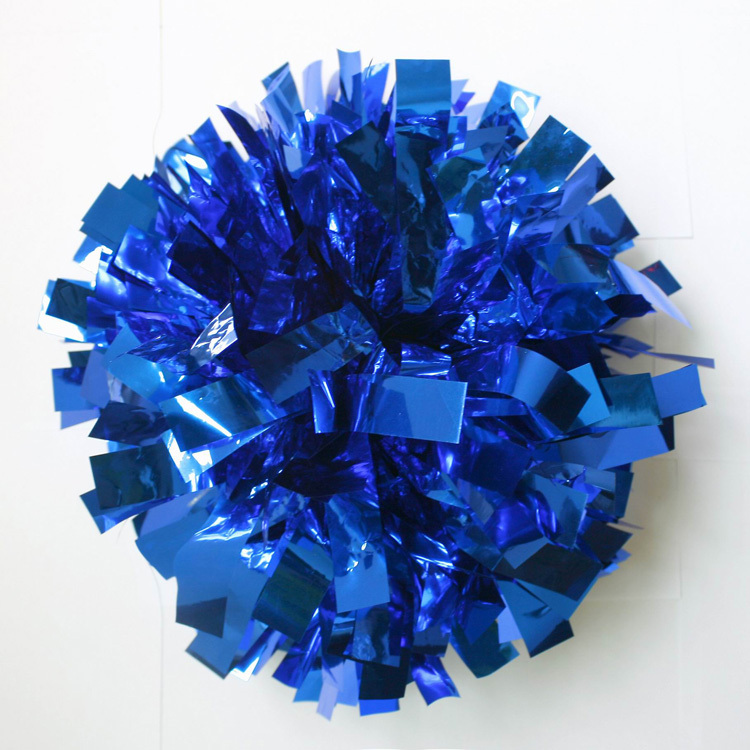 Game pompoms ( 20 pieces/lot) Cheering pompons High quality Cheerleading supplies Color and handle can choose Free shipping(China (Mainland))