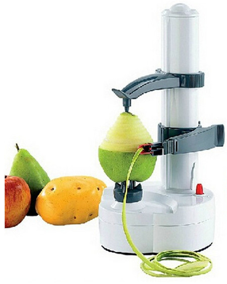 2015 new multifunction stainless steel electric fruit apple peeler potato peeling machine - New uses for the multifunctional spray ...