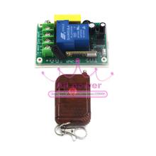 2 разъемы цифровой беспроводной пульт дистанционного управления 100 м рабочее расстояние AC 220 В 30A свет лампы выключатель питания дома домашнего использования