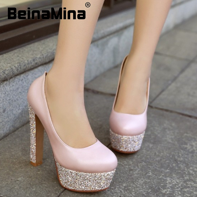 women stiletto suede high heel shoes lady sexy spring female platform fashion heeled pumps heels shoes size 31-43 P16753<br><br>Aliexpress