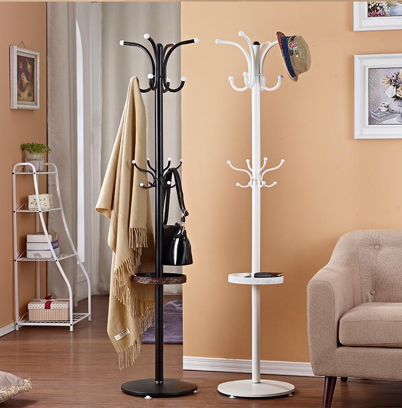 180cm big size creative hat rack stand bag rack hooks coat rack hangers furniture metal cloth racks stand hangers(China (Mainland))