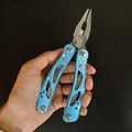 Outdoor Multitool Pliers Pocket Knife Pocket Portable Fishing Repair Survival Hand Multi Tools Mini Fold Folding
