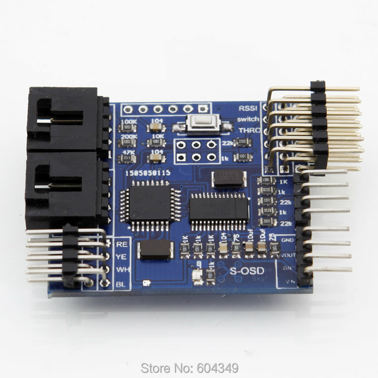 S-OSD Compatible with NAZA LITE V1 V2 Common Flight Control / Flight Mode the Direction of Flight Home(China (Mainland))