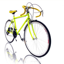 2015 New Factory Direct 27 Inch 18 Speed Road Bike Carbon Road Racing Bicycle Double V Brake Giant Bicycle Free Shipping(China (Mainland))