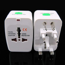 Buy Universal Travel Adapter Charger Plug Sockets All-in-one Travel AC Power Socket Adapter Converter US/UK/AU/EU NO USB for $2.38 in AliExpress store
