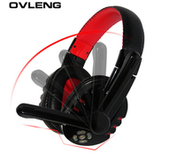 OVLENG V8 Bluetooth4.0 earphone headset music headset gaming headset with Microphone factory direct headphones