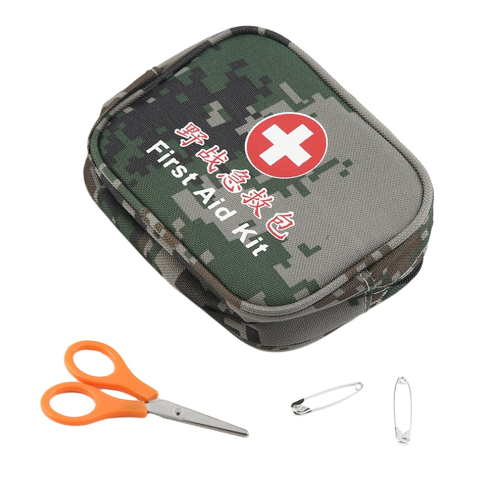 Sales promotion 1 Set Outdoor First-aid Kit Medical Field Travel Medkit Personal First Aid Kits wholesale(China (Mainland))