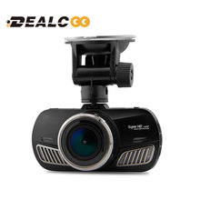 Dealcoo Ambarella A12 Car DVR HD Car Camera Recorder With Night Vision G-Sensor GPS Dash Cam Black Box Recorder Dashcam DVRs