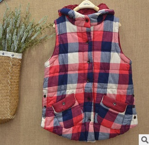 New product release in the winter of 2015, high-end loose big yards of cotton linen original design female vestОдежда и ак�е��уары<br><br><br>Aliexpress