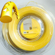Beste preis Luxilon 4G Rough tennis string qualität tennisschläger string Luxilon tenis string 125 4G Rough Tennis gut(China (Mainland))